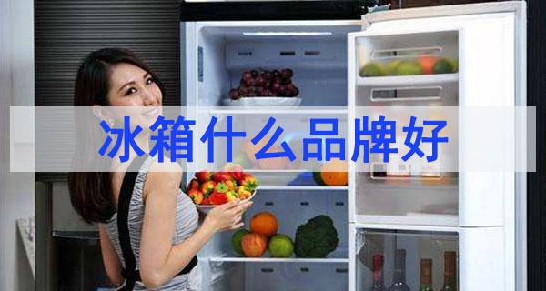 冰箱什么品牌最好